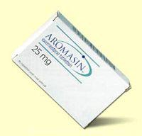 Aromasin | Klik op de foto voor de bijsluiter