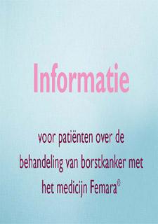 De behandeling van borstkanker met Femara